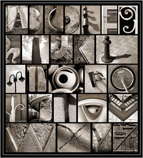 Digital Photo-Alphabet